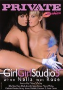 Private Lesbian #4 - Girl Girl Studio #5 - When Nella Met Rose