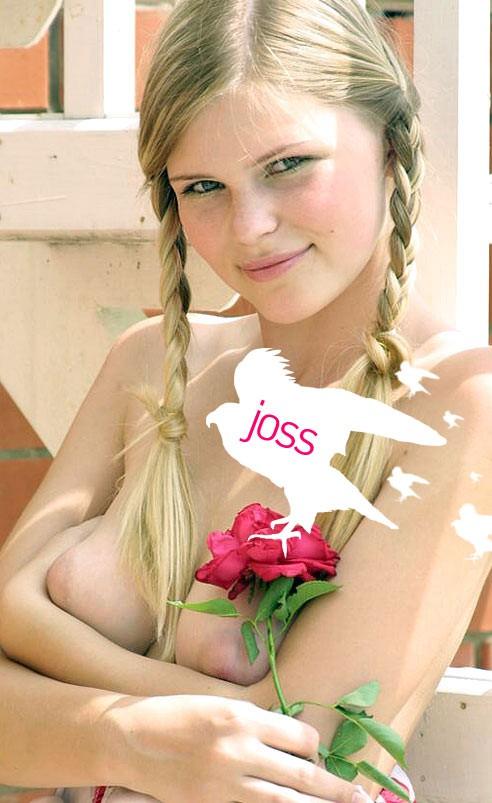 Joss - for 18MAGAZINE