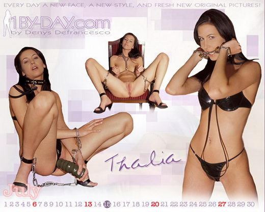Thalia - `1073` - for 1BY-DAY ARCHIVES