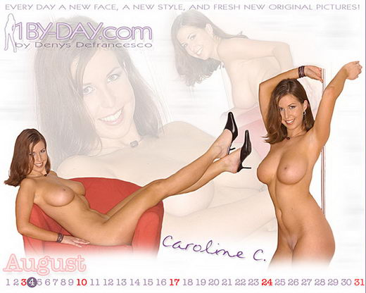 Caroline C - `5615` - for 1BY-DAY ARCHIVES