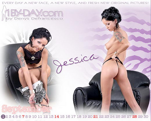 Jessica - `5620` - for 1BY-DAY ARCHIVES