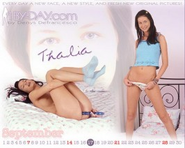 Thalia  from 1BY-DAY ARCHIVES