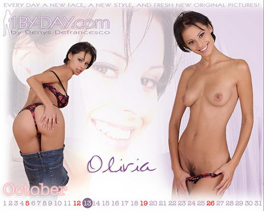 Olivia - `5561` - for 1BY-DAY ARCHIVES