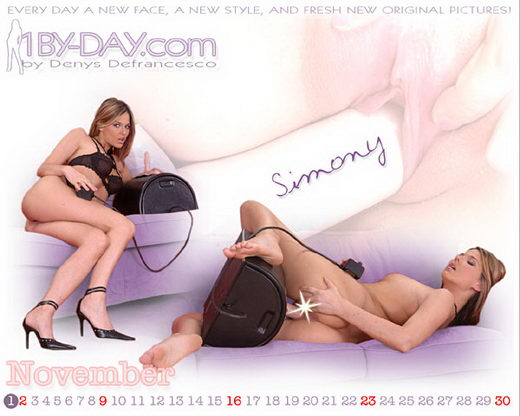 Simony - `053sb` - for 1BY-DAY ARCHIVES