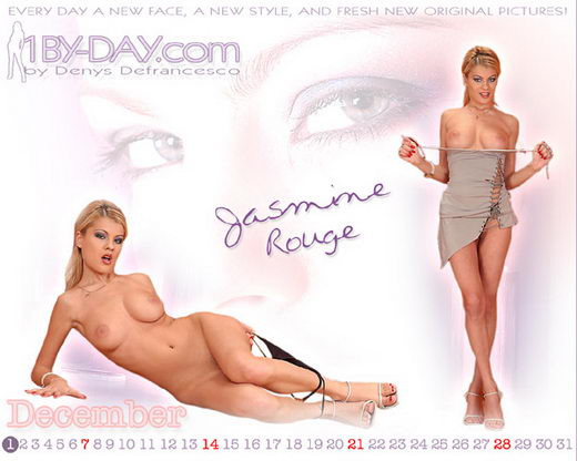 Jasmine Rouge - `5629` - for 1BY-DAY ARCHIVES
