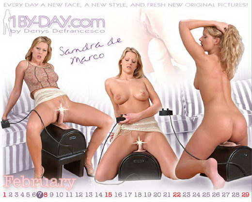 Sandra de Marco - `056sb` - for 1BY-DAY ARCHIVES