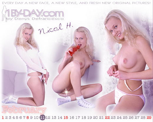 Nicol H - `1176` - for 1BY-DAY ARCHIVES