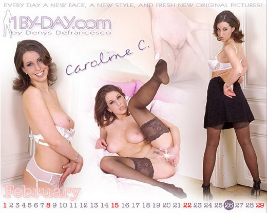 Caroline C - `1210` - for 1BY-DAY ARCHIVES