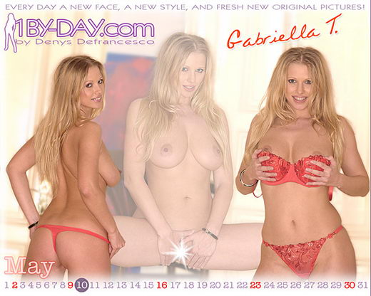 Gabriella T - `5740` - for 1BY-DAY ARCHIVES