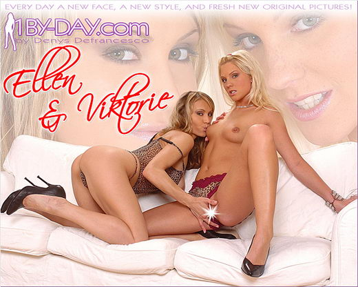 Ellen & Viktorie - `7258` - for 1BY-DAY ARCHIVES