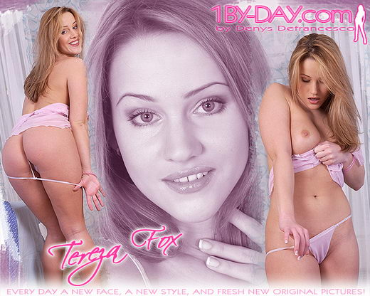 Tereza Fox - `5875` - for 1BY-DAY ARCHIVES