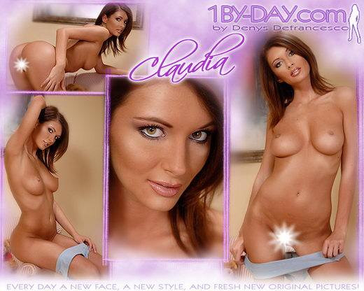 Claudia - `5971` - for 1BY-DAY ARCHIVES