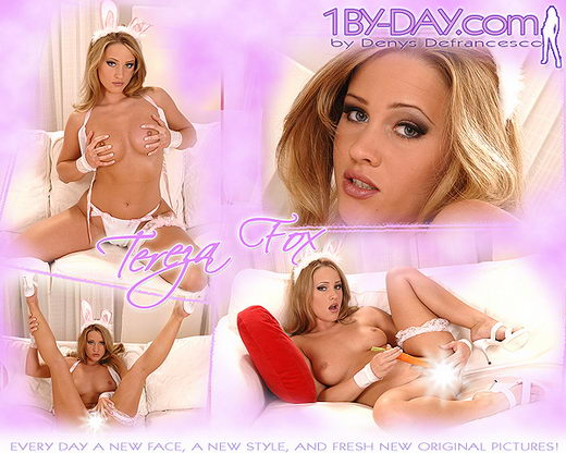 Tereza Fox - `6001` - for 1BY-DAY ARCHIVES