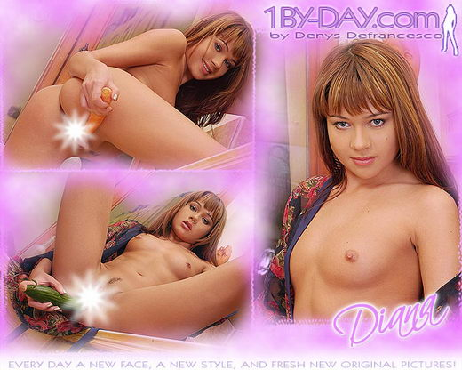 Diana - `5668p2` - for 1BY-DAY ARCHIVES