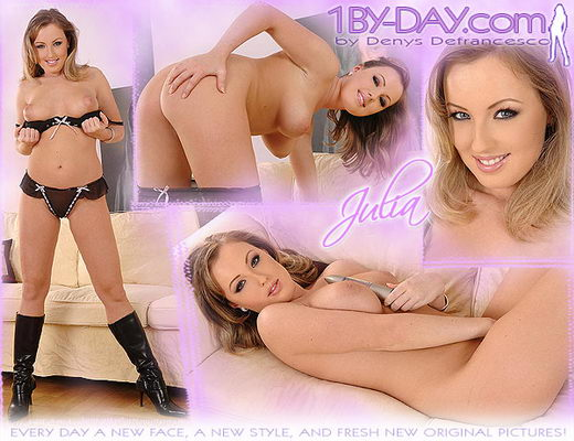 Julia - `6119` - for 1BY-DAY ARCHIVES