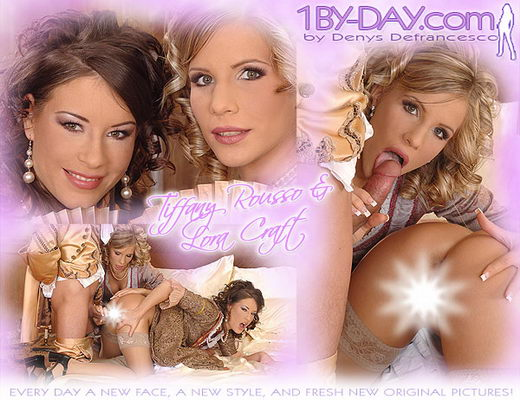 Lora Craft & Tiffany Rousso - `7593` - for 1BY-DAY ARCHIVES