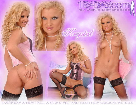 Krystal - `6226` - for 1BY-DAY ARCHIVES