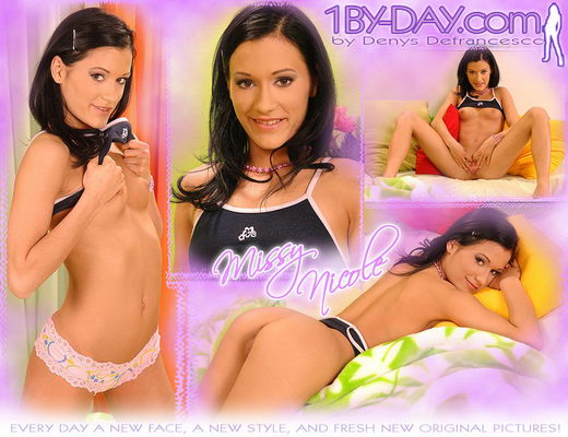 Missy Nicole - `6195` - for 1BY-DAY ARCHIVES