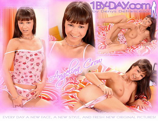 Angelina Crow - `6387p1` - for 1BY-DAY ARCHIVES