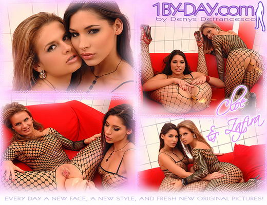 Zafira & Cloe - `7869` - for 1BY-DAY ARCHIVES