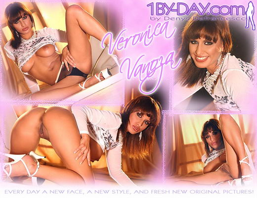 Veronica Vanoza - `6512` - for 1BY-DAY ARCHIVES