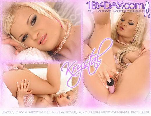 Krystal - `6535` - for 1BY-DAY ARCHIVES