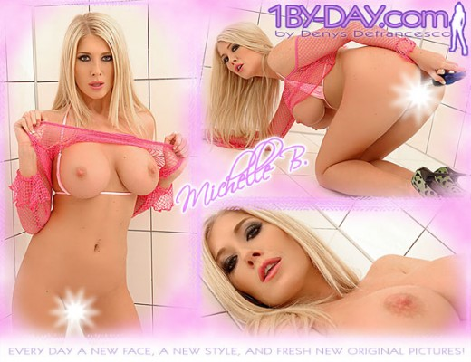 Michelle B - `6402 ( Censored )` - for 1BY-DAY ARCHIVES