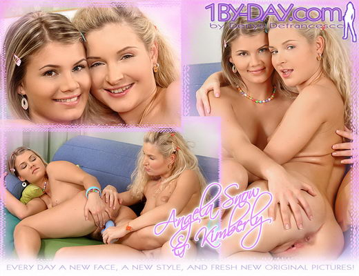 Angel Snow & Kimberly - `9003` - for 1BY-DAY ARCHIVES