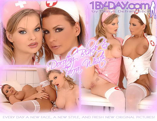 Dorothy Black & Tarra White - `9002` - for 1BY-DAY ARCHIVES