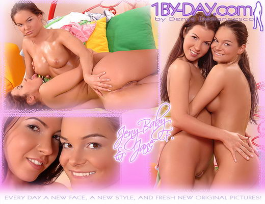 Jeny Baby & Jane F - `9017` - for 1BY-DAY ARCHIVES