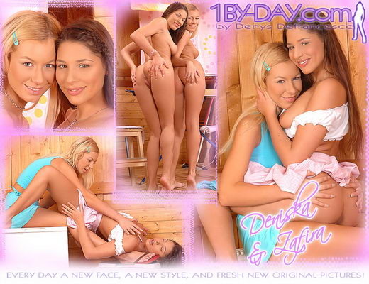 Deniska & Zafira - `9019` - for 1BY-DAY ARCHIVES