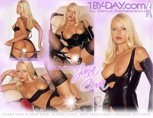 Jana Cova - `022hot` - for 1BY-DAY ARCHIVES