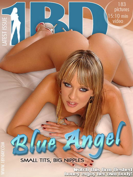 Blue Angel - `Small Tits, Big Nipples` - for 1BY-DAY