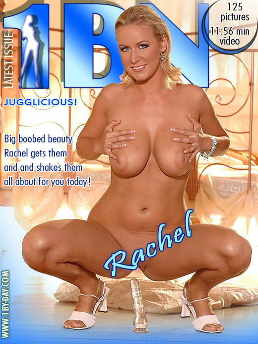 Rachel - `Jugglicious` - for 1BY-DAY