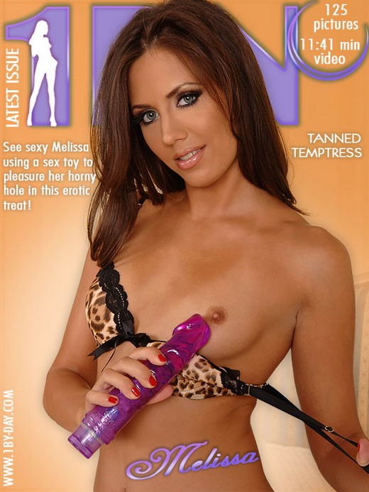 Melissa - `Tanned Temptress` - for 1BY-DAY