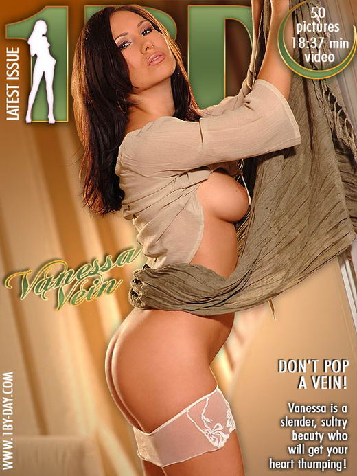 Vanessa Vein - `Don't Pop A Vein!` - for 1BY-DAY