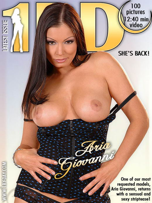 Aria Giovanni - `She's Back` - for 1BY-DAY