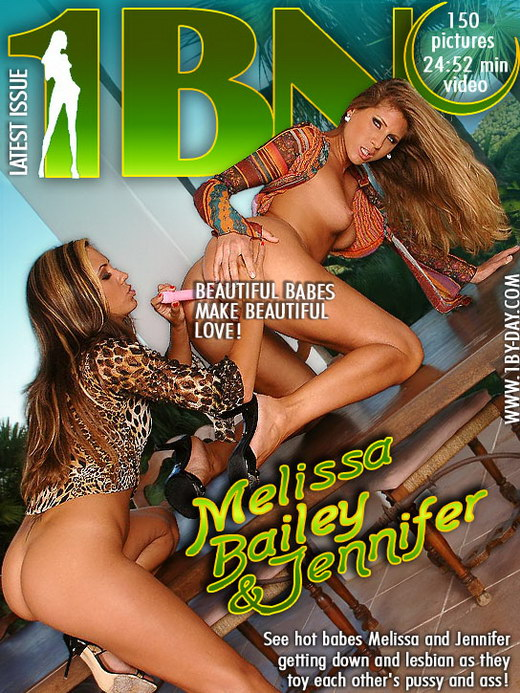 Melissa Bailey & Jennifer - for 1BY-DAY