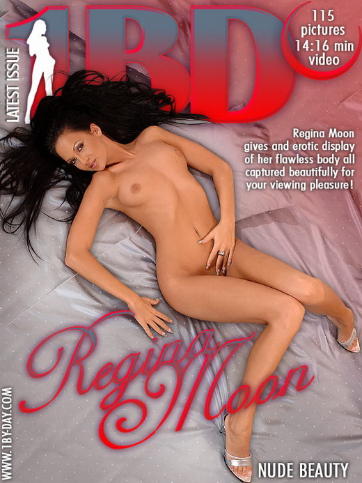 Regina Moon - `Nude Beauty` - for 1BY-DAY