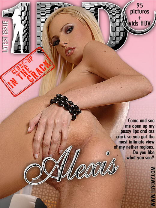 Alexis - `In The Crack` - for 1BY-DAY