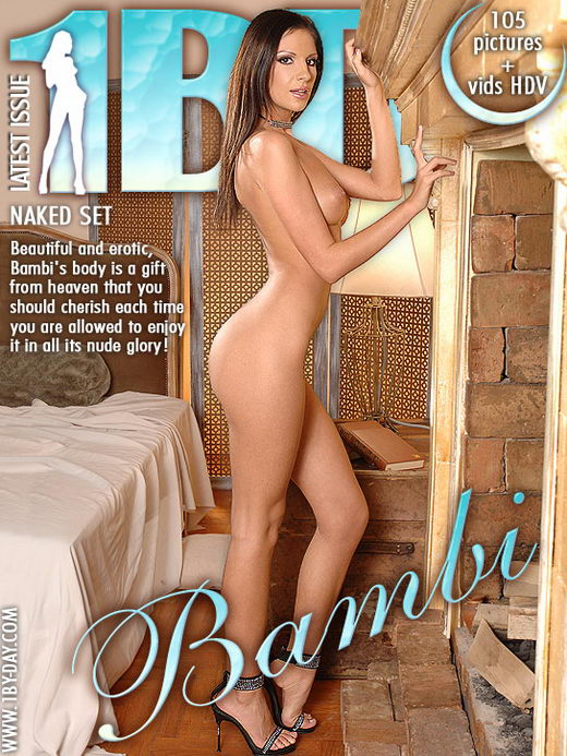 Bambi - `Naked Set` - for 1BY-DAY