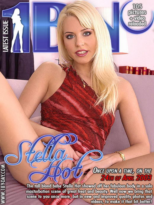 Stella Hot - `Archive Set` - for 1BY-DAY