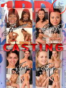 Jasmine & Gioa Beil & Fiva & Rose in Casting video from 1BY-DAY