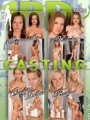 Samantha & Natalia & Cindy Dillar & Bridget - Casting