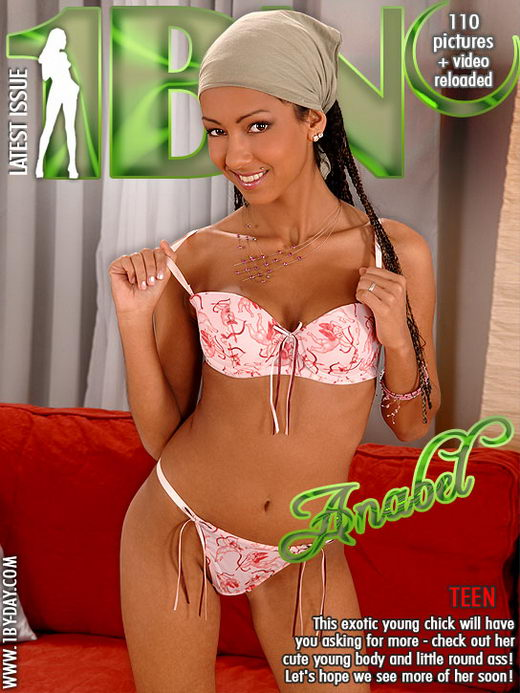 Anabel - `Teen` - for 1BY-DAY