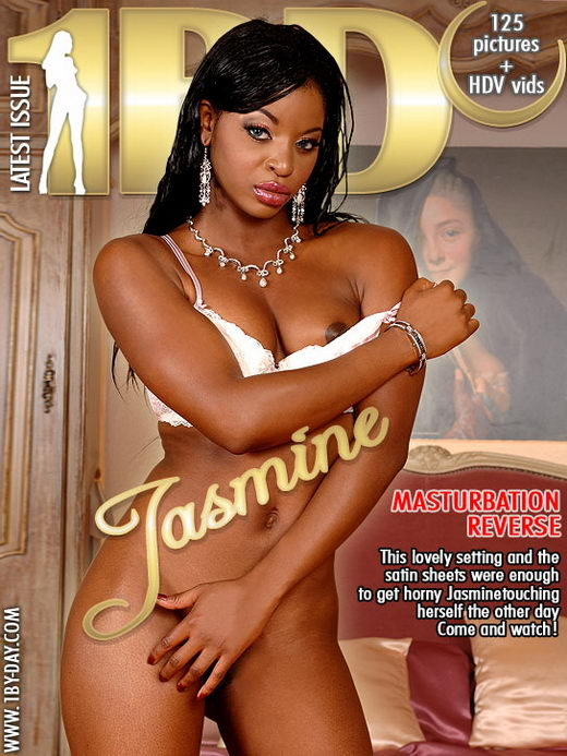 Jasmine - `Masturbation Reverse` - for 1BY-DAY