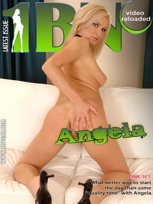 Angela - `Pink Set` - for 1BY-DAY