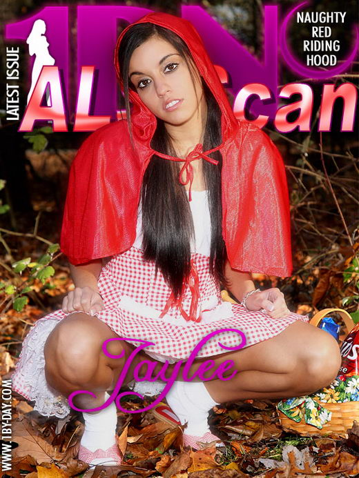 Jaylee - `Naughty Red Riding Hood` - for 1BY-DAY