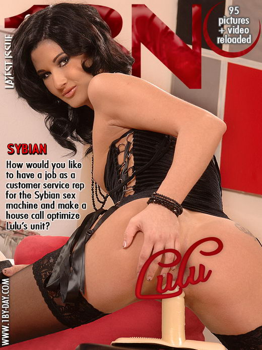 Lulu - `Sybian` - for 1BY-DAY