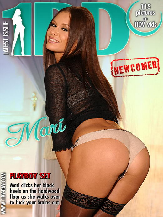 Mari - `Playboy Set` - for 1BY-DAY